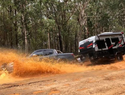 Marvel Runamuk pushes off-road boundries