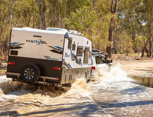 AL-KO'S Best Aussie Vans 2018: Marvel Sea Breeze Sport 18